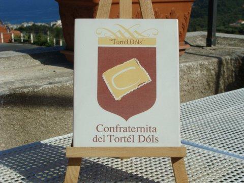 Confraternita Tortel Dols piastrella Muretto