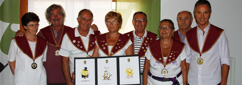 "Agosto 2012: Contest ""Mascotte del Tortél Dóls"""