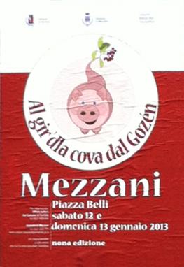 Manifestazione Mezzani