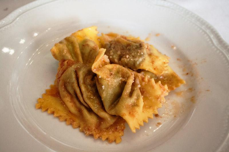Tortél Dóls – Il primo piatto tradizionale della Vigilia