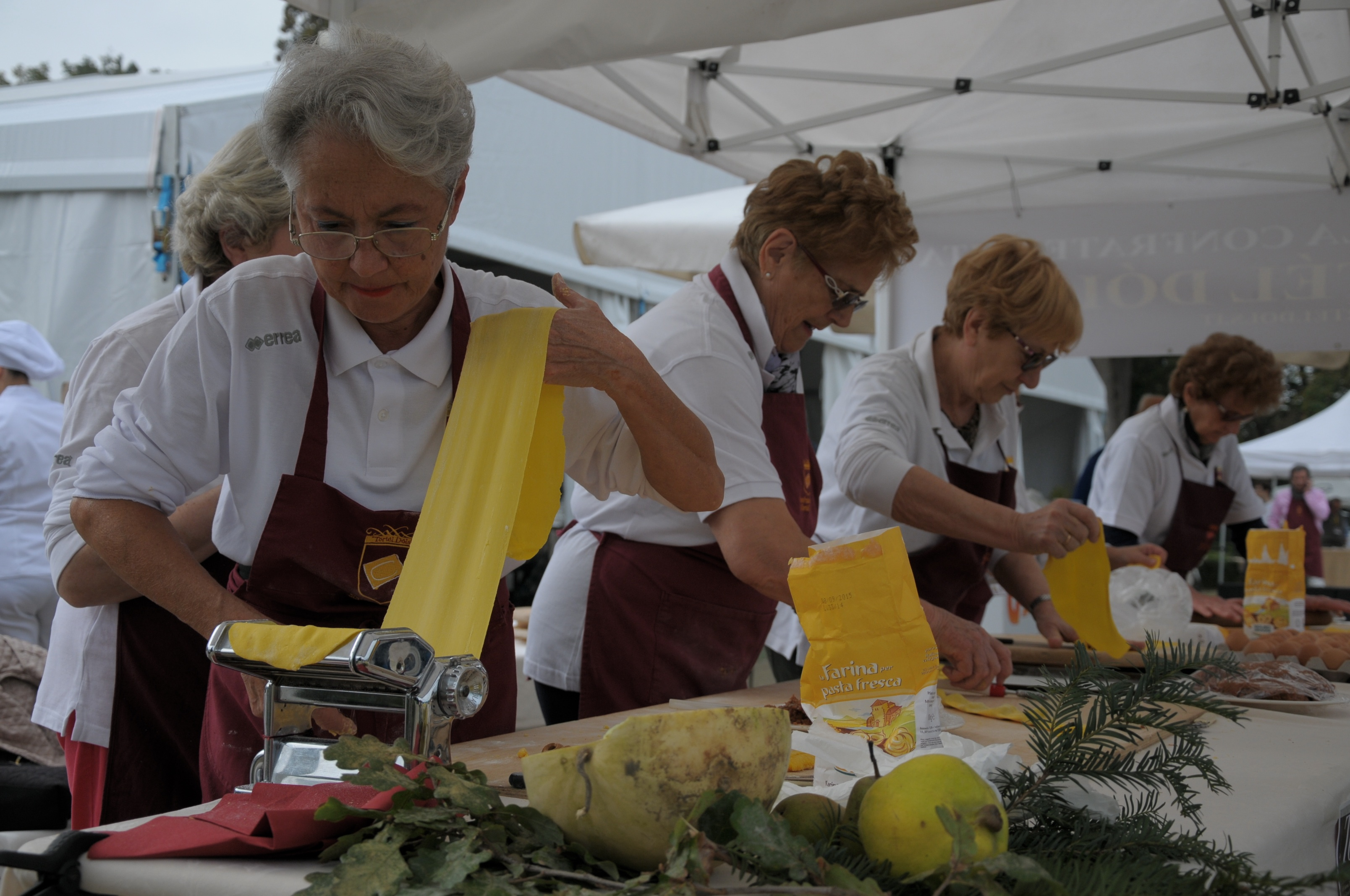 Gran Galà 2014 – Gastronomia e divertimento nel giardino della Reggia