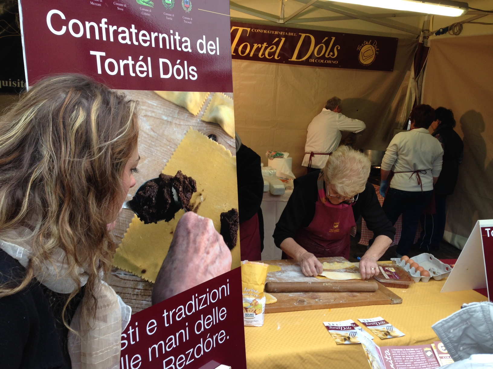 November Porc 2014 – Tortél Dóls a Zibello