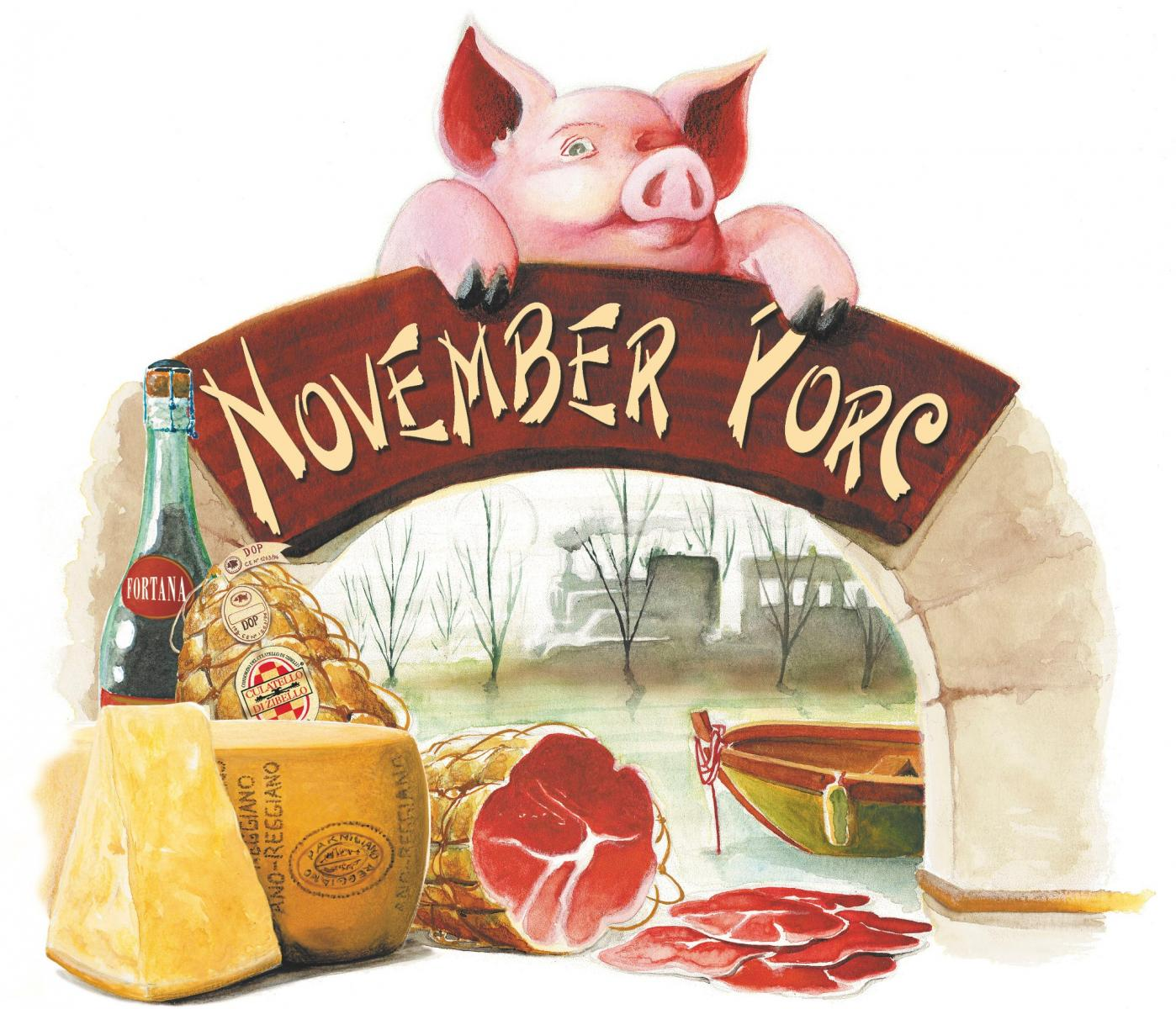 November Porc 2015, la Confraternita non mancherà