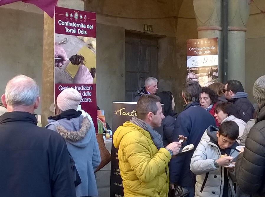 November Porc: a Zibello anche il Tortel Dols