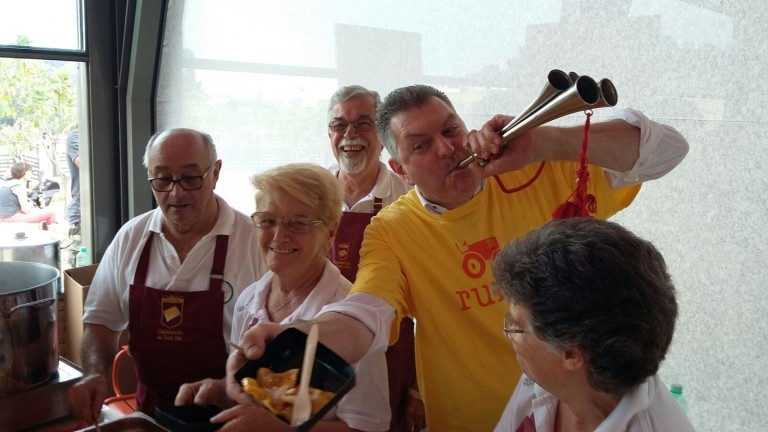 Il Tortél Dóls al Rural Festival Emilia